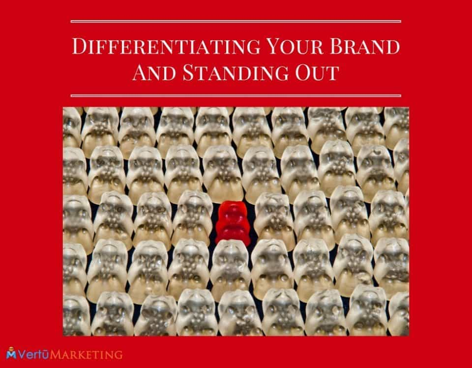 differentiating your brand