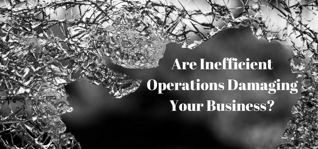 inefficient operations