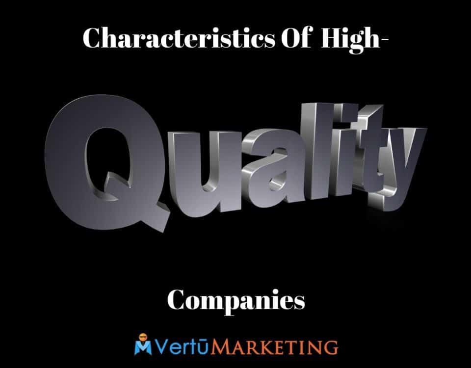 High-quality