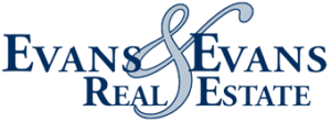 Evans and Evans Real Estate Logo