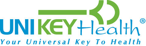Uni Key Health Logo