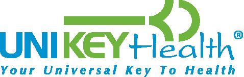Uni Key Health Logo
