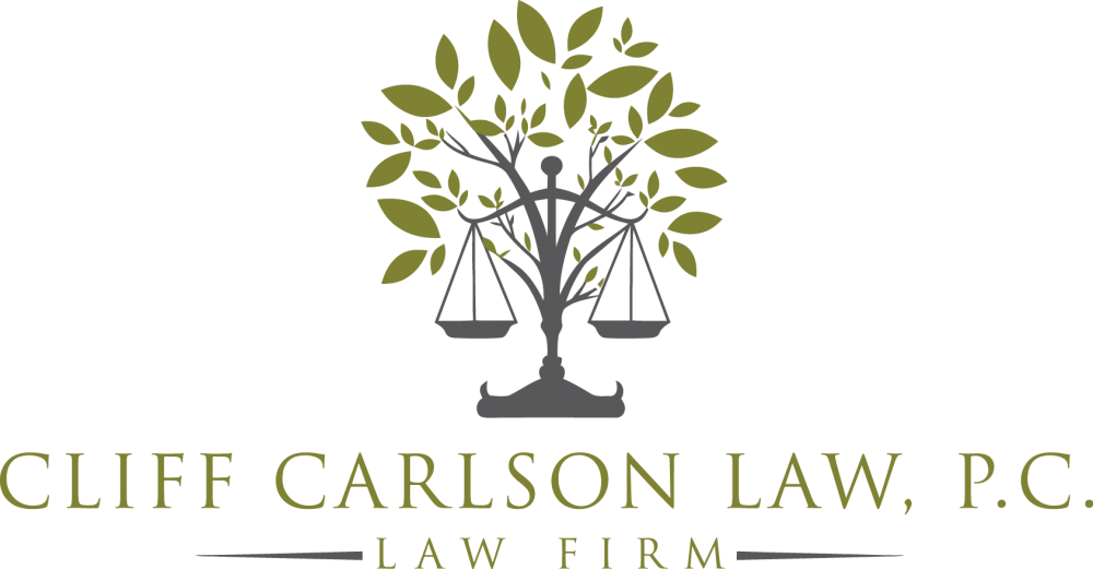 Cliff Carlson Law Firm Logo