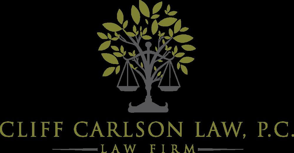 Cliff Carlson Law Firm Logo
