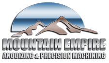 Mountain Empire Anodizing & Precision Machining Logo
