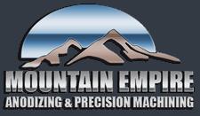 Mountain Empire Anodizing & Precision Machining Logo