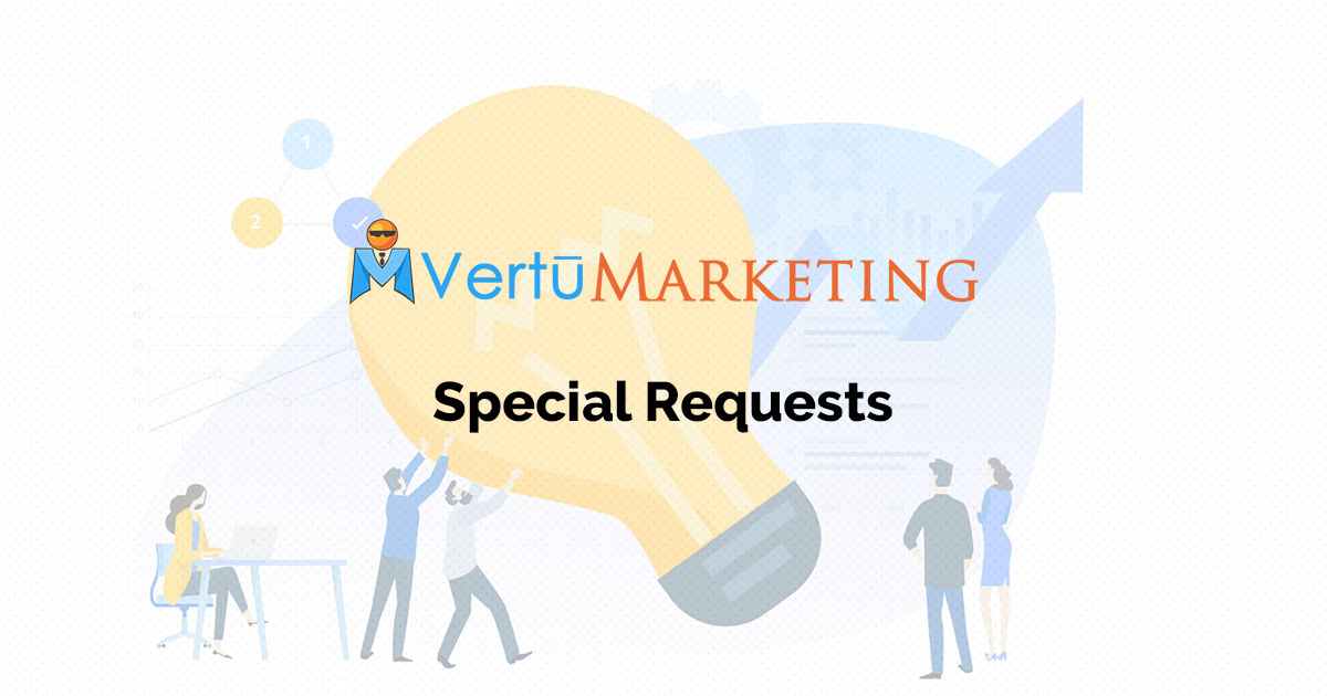 Special Request Services